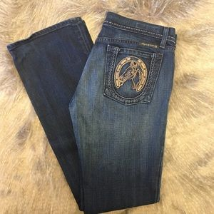 CITIZENS OF HUMANITY | boot-cut jeans size 31 EUC